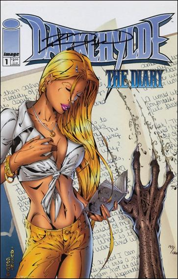Darkchylde the Diary 1-E by Image