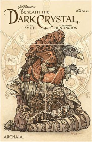 Jim Henson's Beneath the Dark Crystal 2-B