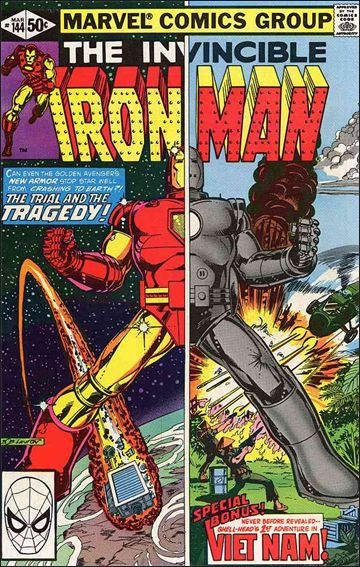 Iron Man (1968) 144-A by Marvel