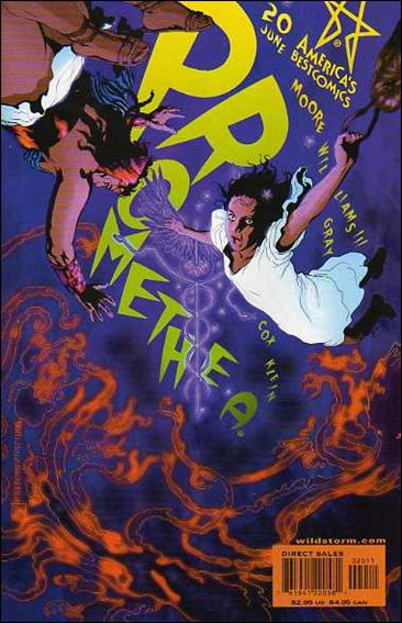 Promethea 20-A by America's Best Comics