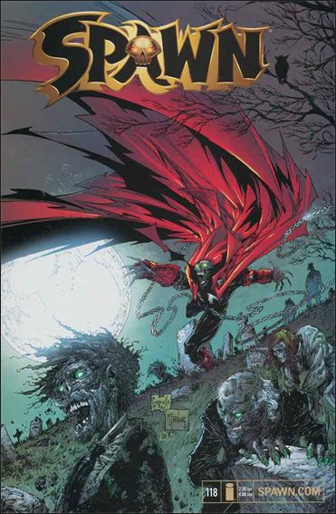 Spawn 118-A by Image