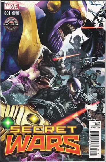 Secret Wars 1-SW by Marvel
