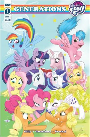 My Little Pony: Generations 1-A