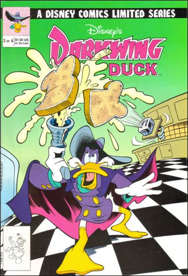 Disney's Darkwing Duck Limited Series 3-A by Disney