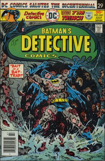 Detective Comics (1937) 461-A by DC