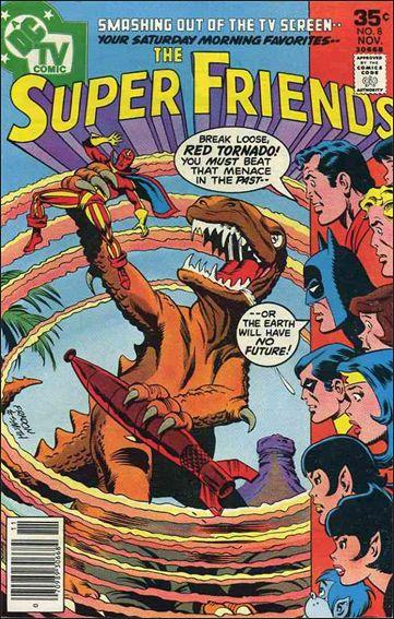 Super Friends (1976) 8-A by DC