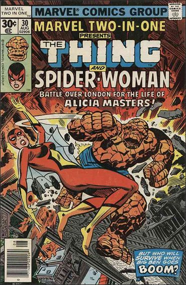 Marvel Two-In-One (1974) 30-A by Marvel