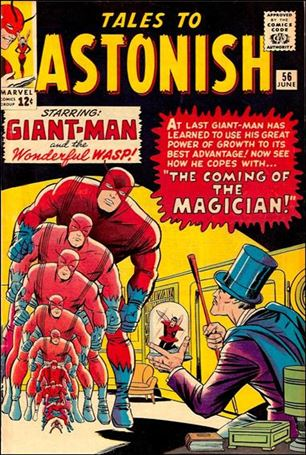 Tales to Astonish (1959) 56-A