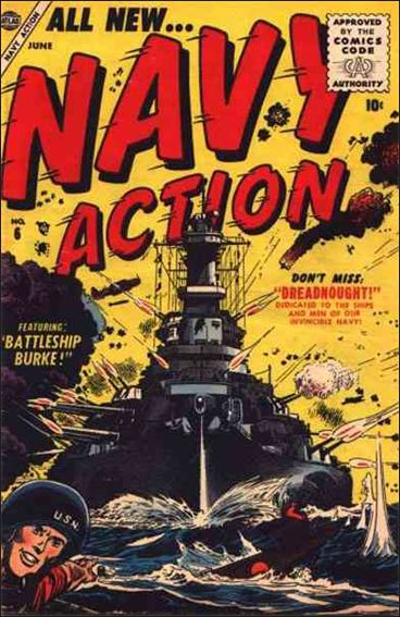 Navy Action 6-A by Atlas