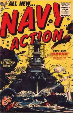 Navy Action 6-A