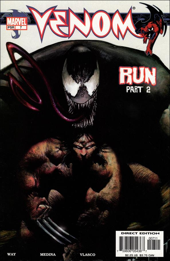 Venom (2003) 7-A by Marvel