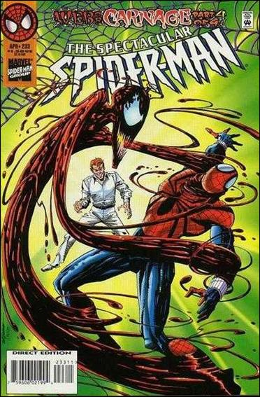 Spectacular Spider-Man (1976) 233-A by Marvel
