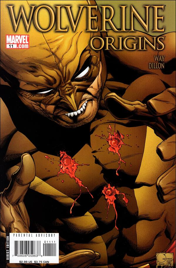Wolverine: Origins 11-A by Marvel