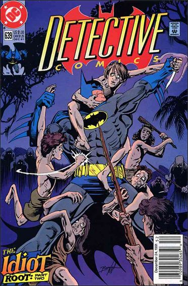 Detective Comics (1937) 639-A by DC