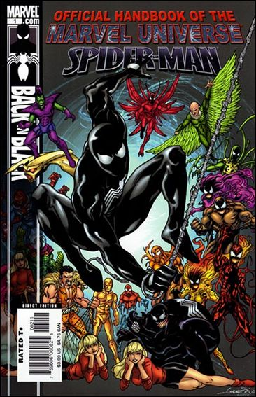 Spider-Man: Back In Black Handbook 1-A by Marvel