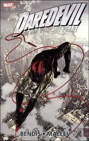 Daredevil by Brian Michael Bendis and Alex Maleev Ultimate Collection 3-A