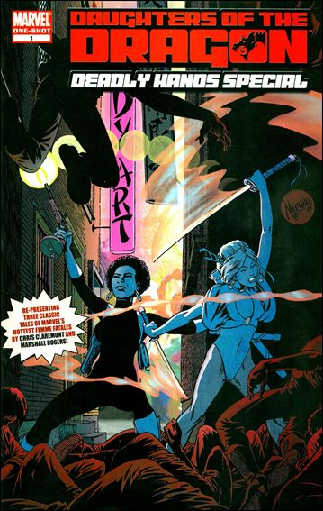 Daughters of the Dragon: Deadly Hands Special 1-A by Marvel