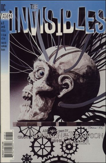 Invisibles (1994) 8-A by Vertigo
