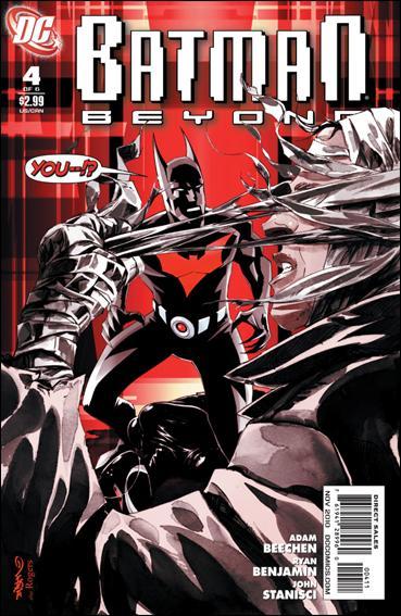 Batman Beyond (2010) 4-A by DC