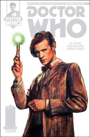 Doctor Who: The Eleventh Doctor 1-F