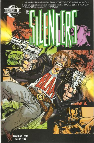 Silencers (2003) 4-A by Moonstone