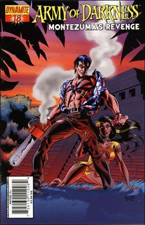Army of Darkness: Montezuma's Revenge 18-A