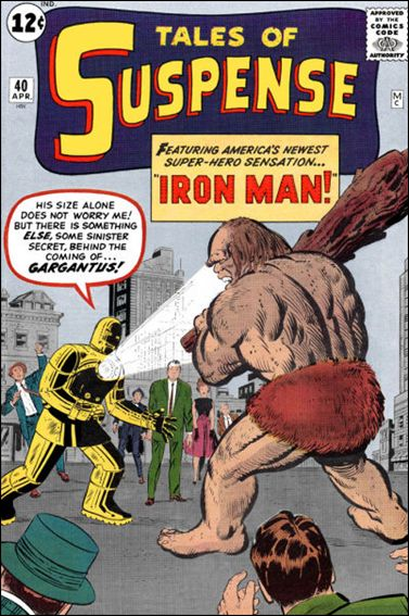 Tales of Suspense (1959) 40-A by Marvel