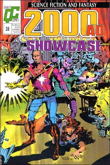 2000 A.D. Showcase (1988) (UK) 28-A by Quality Comics