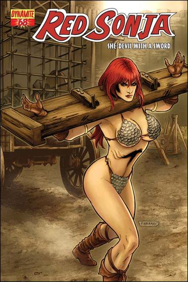 Red Sonja (2005) 68-B by Dynamite Entertainment