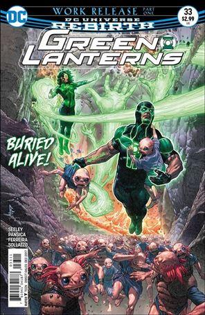 Green Lanterns 33-A