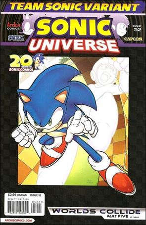 Sonic Universe 52-C
