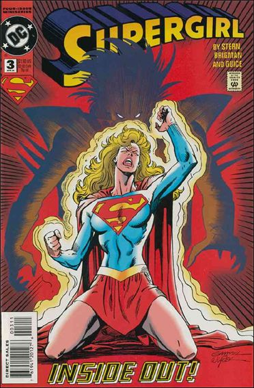 Supergirl (1994) 3-A by DC