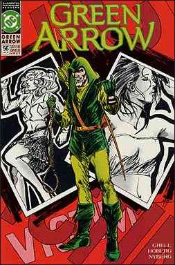 Green Arrow (1988) 56-A by DC