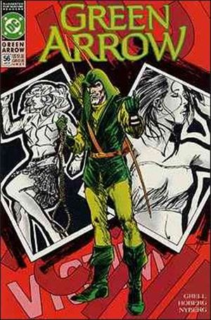Green Arrow (1988) 56-A