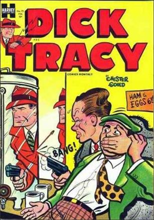 Dick Tracy Comics Monthly 72-A