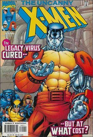 Uncanny X-Men (1981) 390-A
