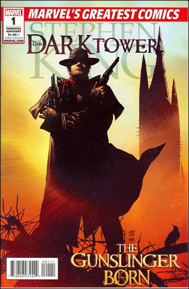 Dark Tower: The Gunslinger Born 1-H by Marvel