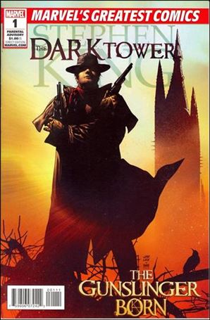 Dark Tower: The Gunslinger Born 1-H