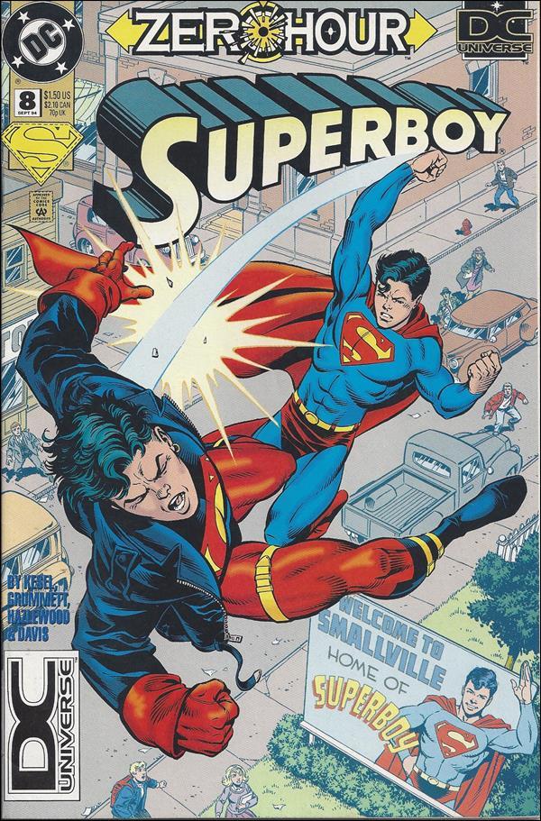 Superboy (1994) 8-B by DC