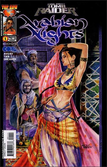 Tomb Raider: Arabian Nights 1-A by Top Cow