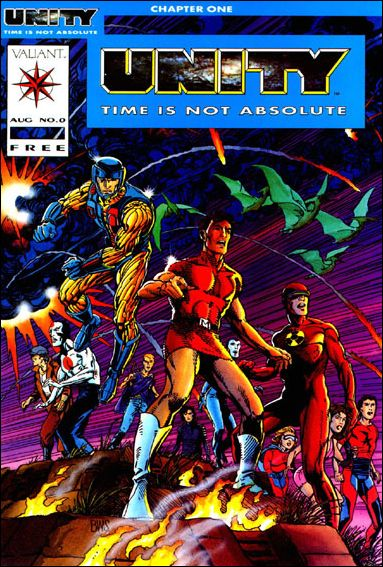 Unity (1992) 0-B by Valiant