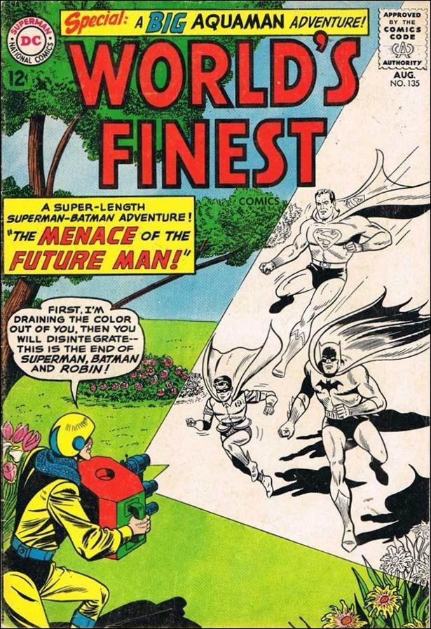 World's Finest Comics 135-A by DC