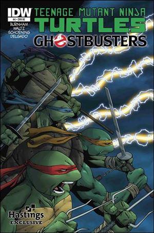 Teenage Mutant Ninja Turtles / Ghostbusters 4-C