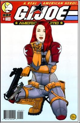 G.I. Joe: America's Elite 4-A by Devil's Due