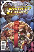 Convergence Justice League 1-A
