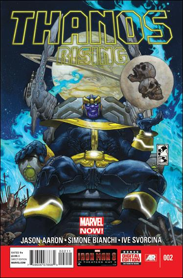 Thanos Rising 2-A by Marvel