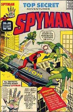 Spyman 1-A by Harvey