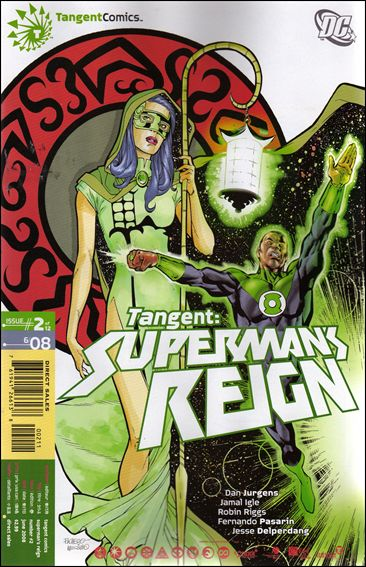 Tangent: Superman's Reign 2-A by DC