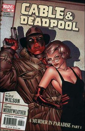 Cable & Deadpool 13-A