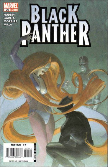 Black Panther (2005) 20-A by Marvel